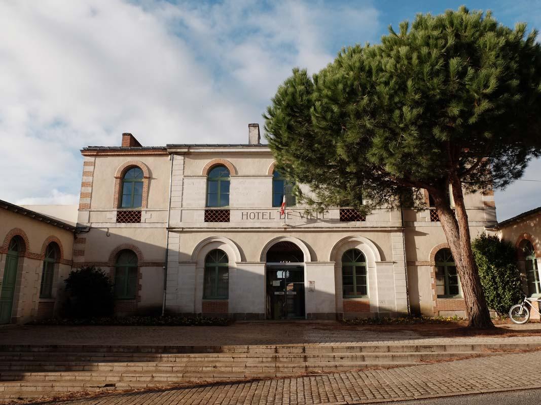 Mairie de Clisson