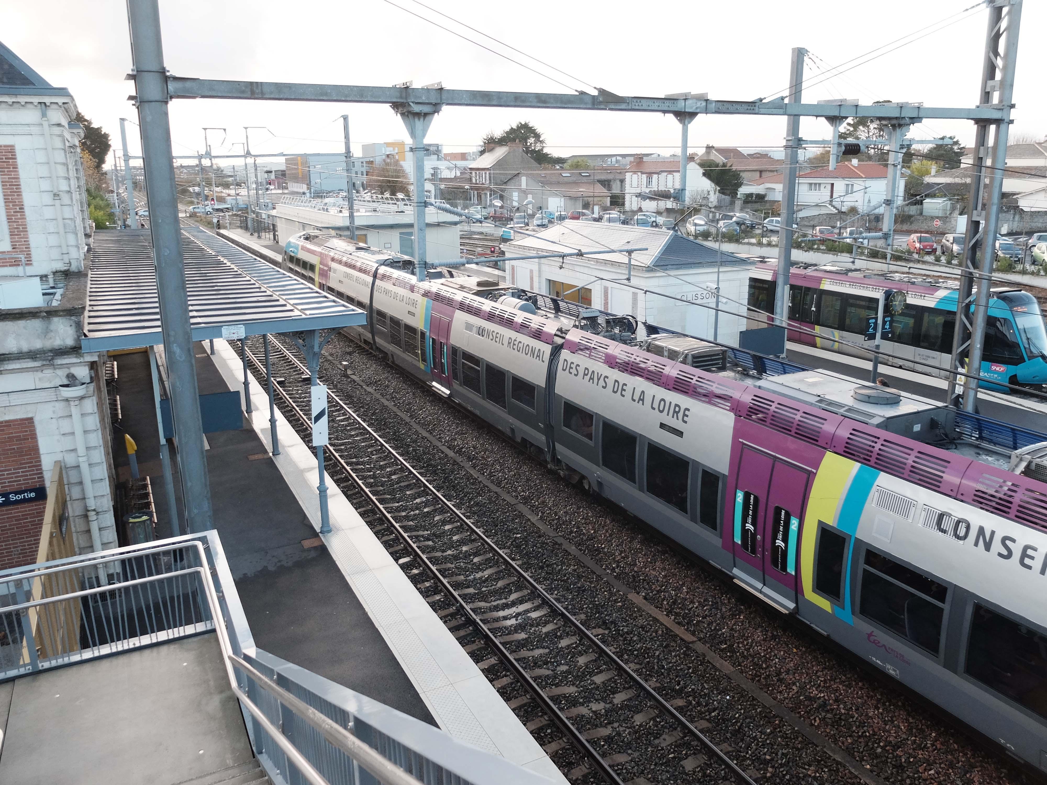 Gare de Clisson