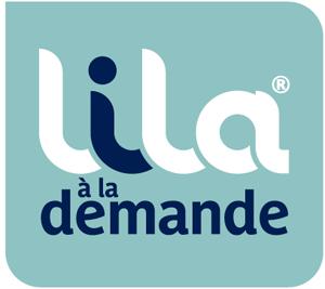 Logo Lila a la demande