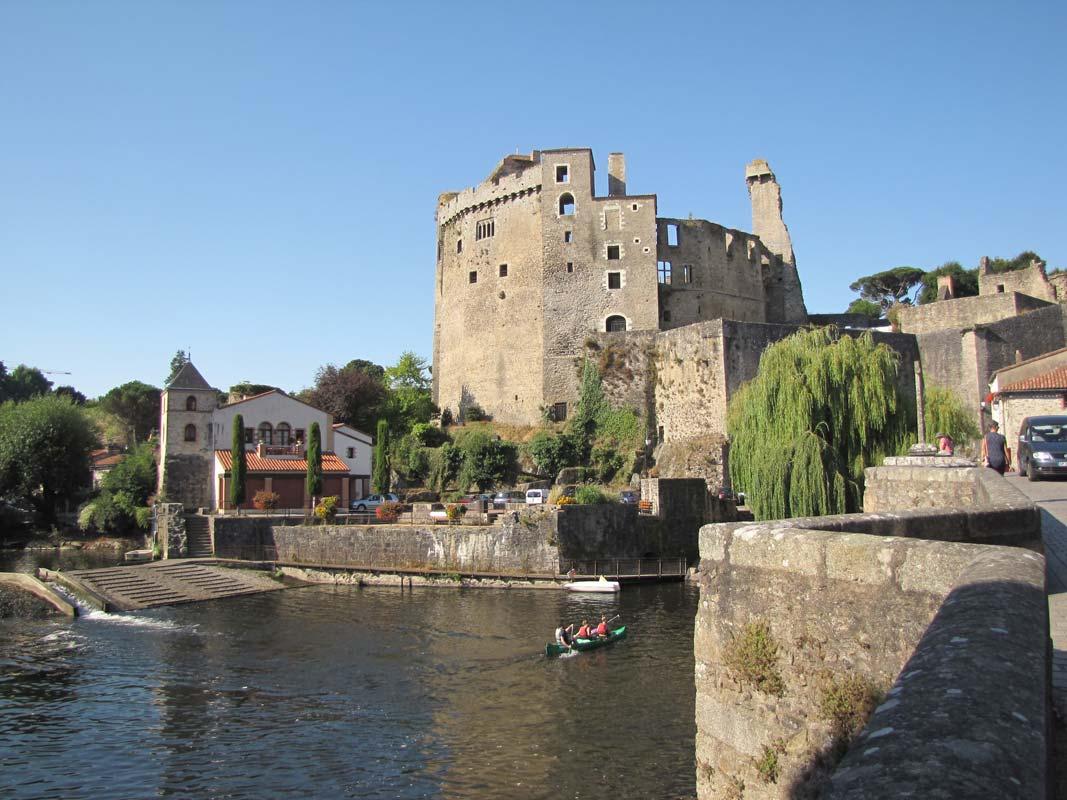 Château médiéval de Clisson