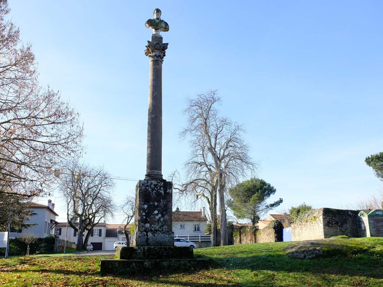Colonne d'Henri IV