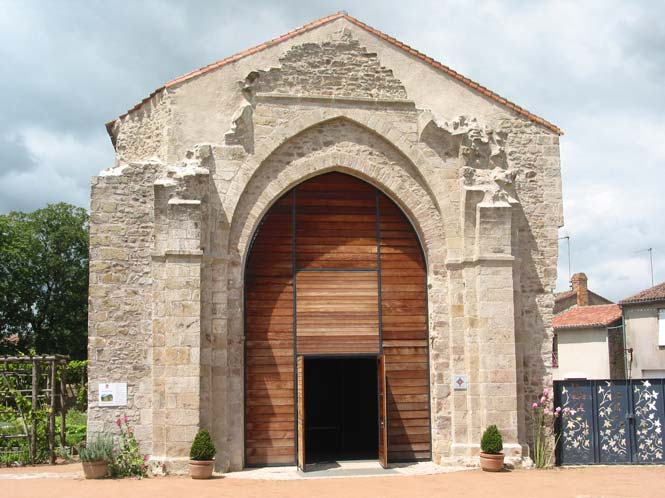 Chapelle St-Jacques