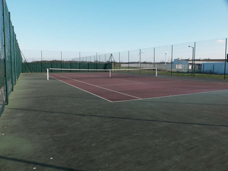 Terrains de Tennis CSVM
