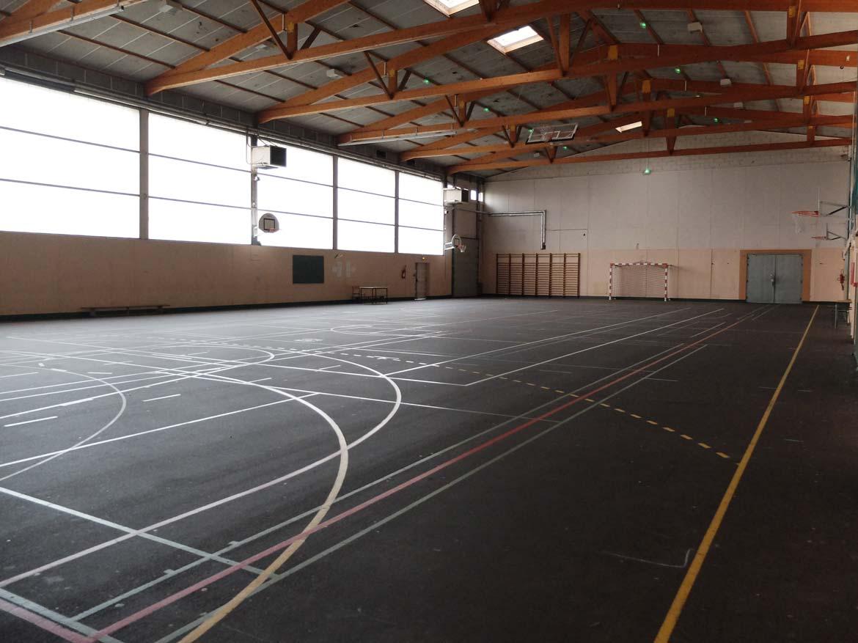Salle principale Gymnase Cacault