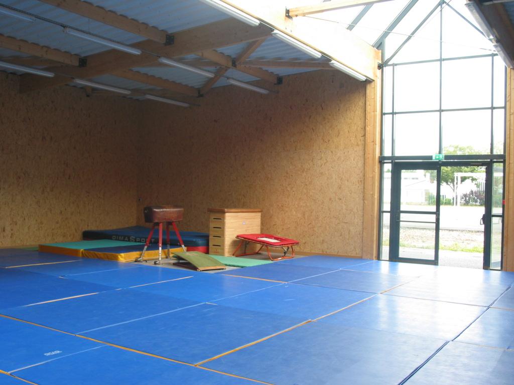Salle gymnastique Gymnase Cacault