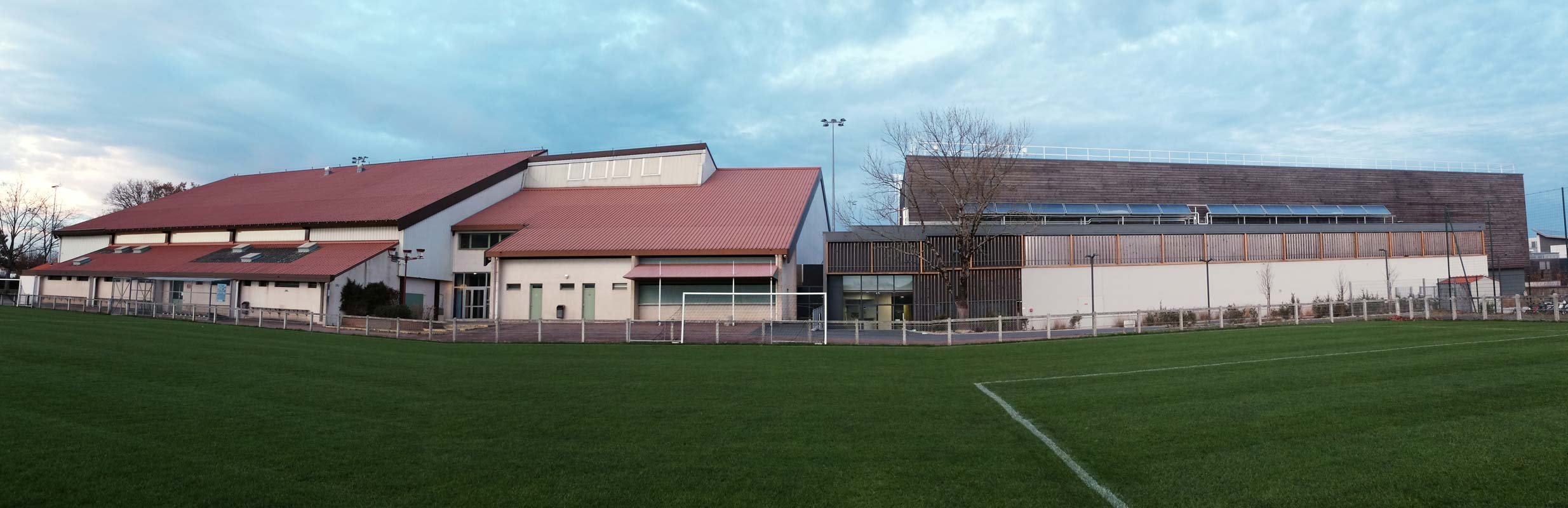 Gymnase CSVM Clisson