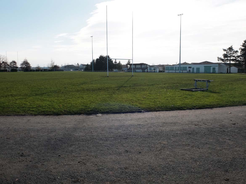 Terrain B de rugby CSVM